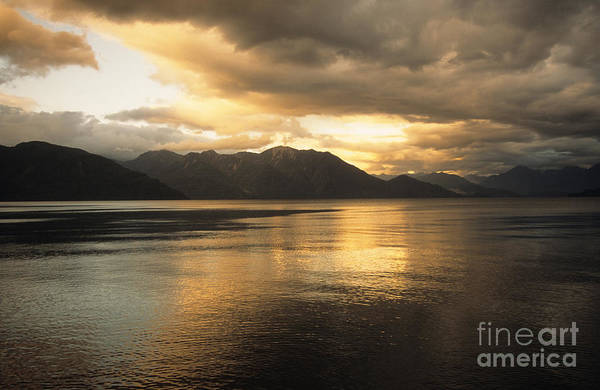 Photograph - Lake Todos Los Santos Chile by James Brunker
