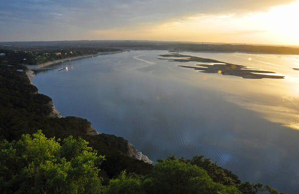 Photograph - Lake Travis Sunset by Lynn Bauer