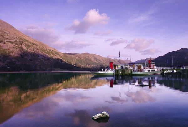 Ullswater Photograph - Lake Ullswater Reflections by Image By Sallycinnamon