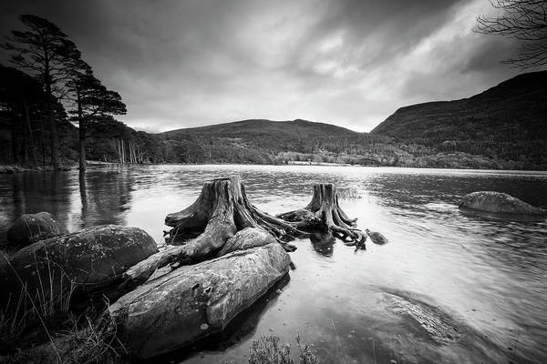 Killarney Photograph - Lake by Xavier Arnau Serrat