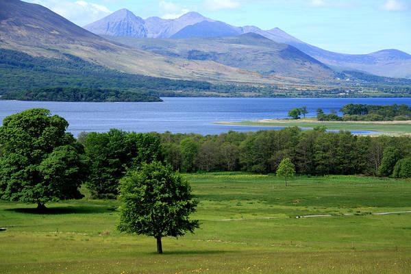 Photograph - Lakes Of Killarney - Killarney National Park - Ireland by Aidan Moran