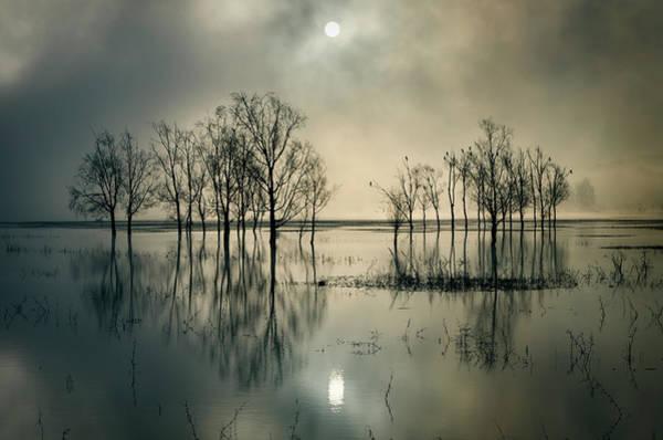Mystery Photograph - Lake's Secret by
