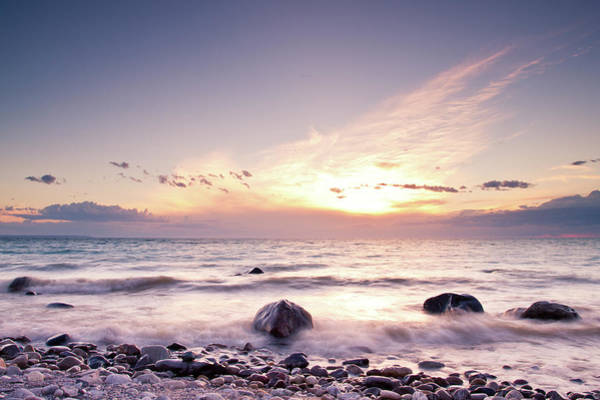 Lakeshore Photograph - Lakeshore Stones by John A Gessner Photography