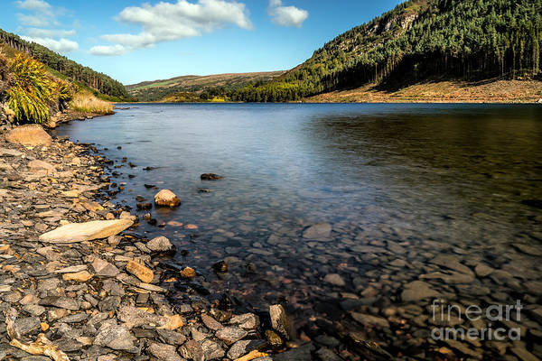 Coed Photograph - Lakeside by Adrian Evans