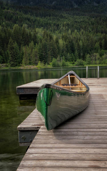 Photograph - Lakeside Peace by Jacqui Boonstra