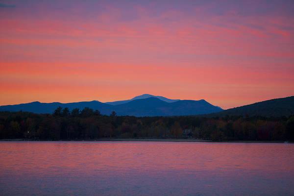 Photograph - Lakeside Sunset by Larry Landolfi