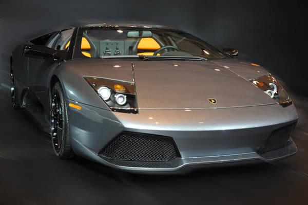 Photograph - Lamborghini Murcielago by Dragan Kudjerski