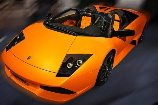 Photograph - Lamborghini Murcielago II by Dragan Kudjerski