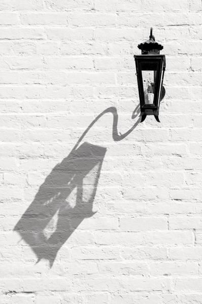 Don Johnson Photograph - Lamp Shadow by Don Johnson