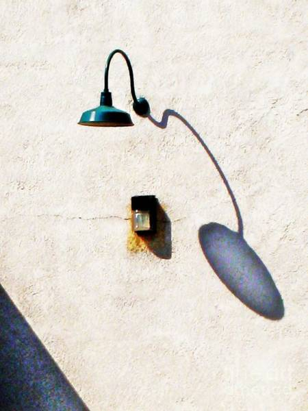 Wall Art - Photograph - Lamp With Friend by John King