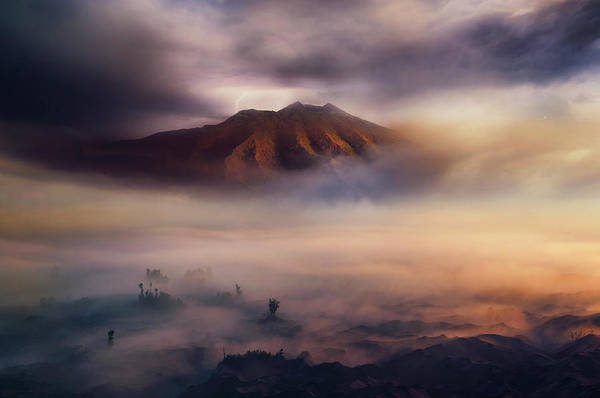 Wall Art - Photograph - Land Of Fog IIi by Rudi Gunawan