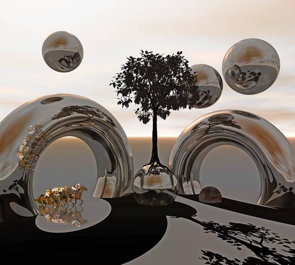 Wall Art - Digital Art - Land Of World 8624038 Racing by Betsy Knapp