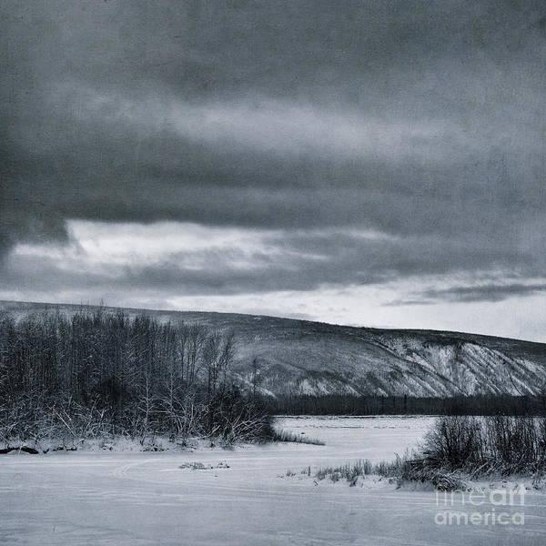 Yukon Photograph - Land Shapes 14 by Priska Wettstein