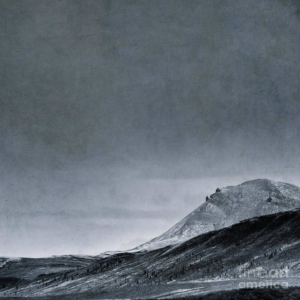 Wall Art - Photograph - Land Shapes 6 by Priska Wettstein