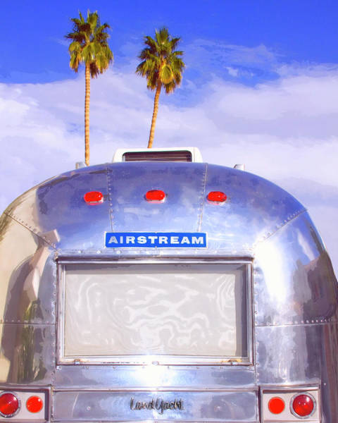 Wall Art - Photograph - Land Yacht Palm Springs by William Dey