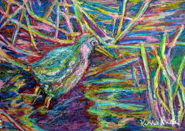 Painting - Landing by Kendall Kessler