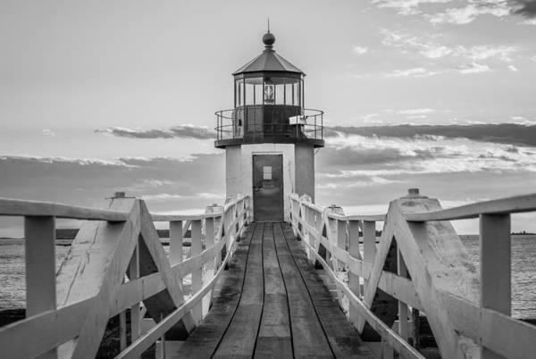 Marshall Point Lighthouse Photograph - Landmark by Kristopher Schoenleber
