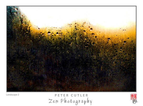 Photograph - Landscape 2 by Peter Cutler