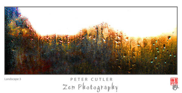 Photograph - Landscape 3 by Peter Cutler
