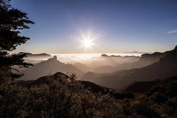 Tenerife Photograph - Landscape, Gran Canaria, Canary by Tim E White