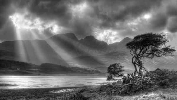 Wall Art - Photograph - Landscape Scotland by Michalakis Ppalis