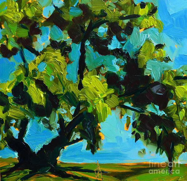 Painting - Landscape No. 1 by Patricia Awapara