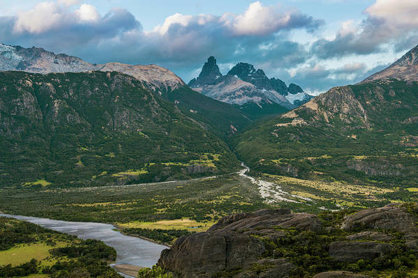 Xi Photograph - Landscape Of Carretera Austral, Villa by Henn Photography