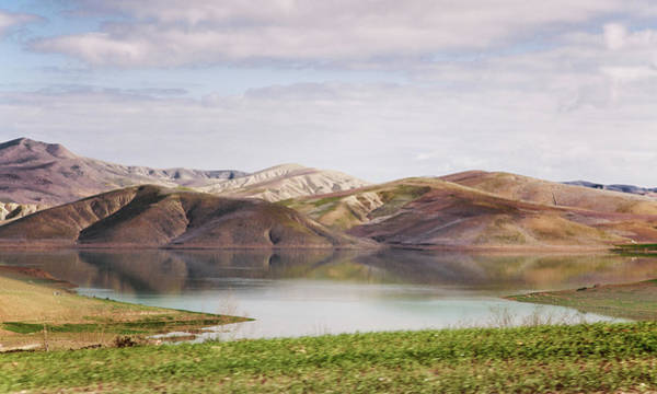 Chefchaouen Wall Art - Photograph - Landscape Of Morocco Between Fes And by Ivo Berg Photography