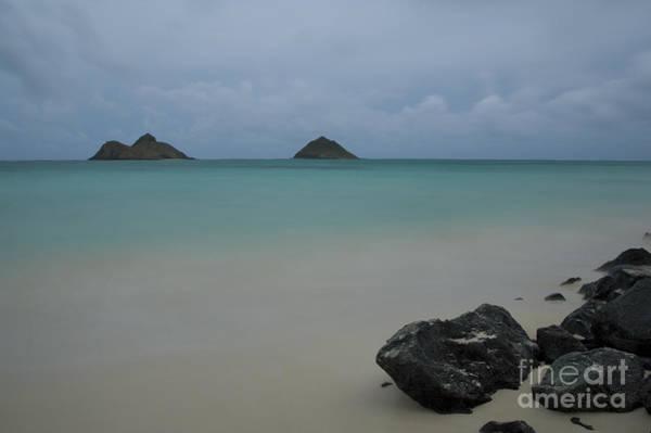 Photograph - Lanikai Shore by Charmian Vistaunet