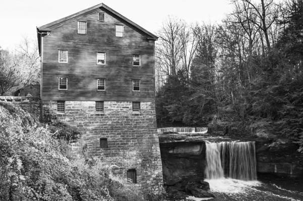 Photograph - Lantermans Mill by Guy Whiteley