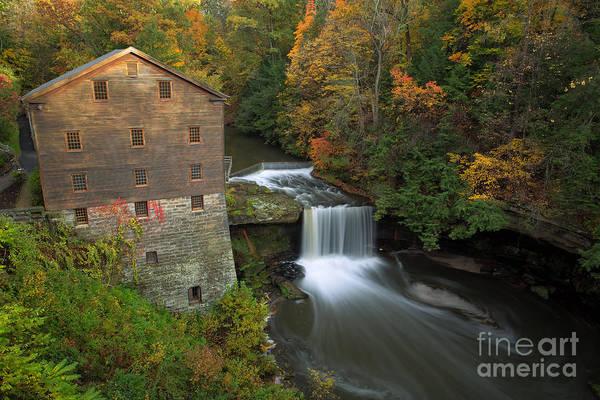 Photograph - Lanterman's Mill by Joshua Clark