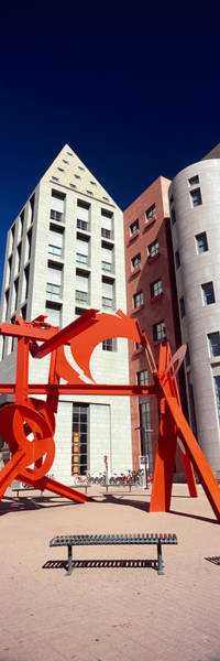 Laos Photograph - Lao Tzu Sculpture In A City, Denver by Panoramic Images
