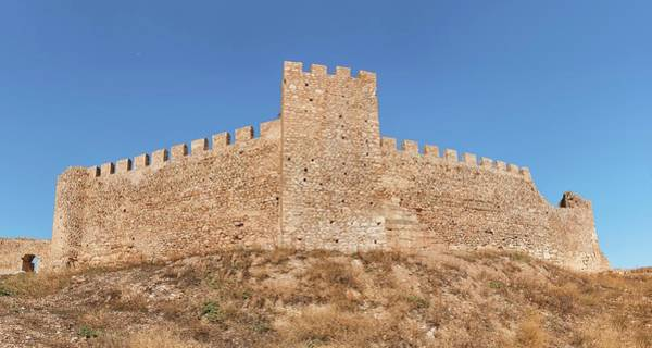 City Of David Photograph - Larisa Castle by David Parker/science Photo Library
