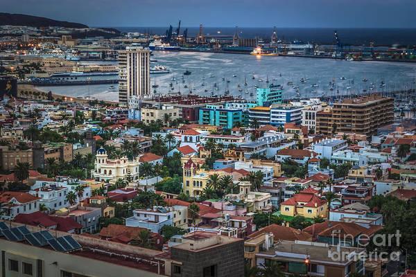 Photograph - Las Palmas De Gran Canaria Spain by Pablo Avanzini