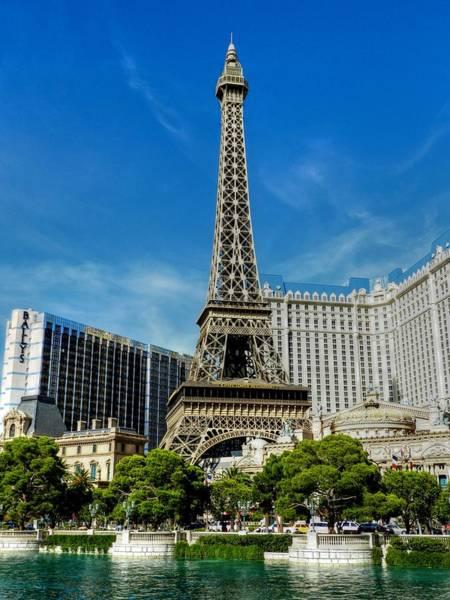 Photograph - Las Vegas 018 by Lance Vaughn