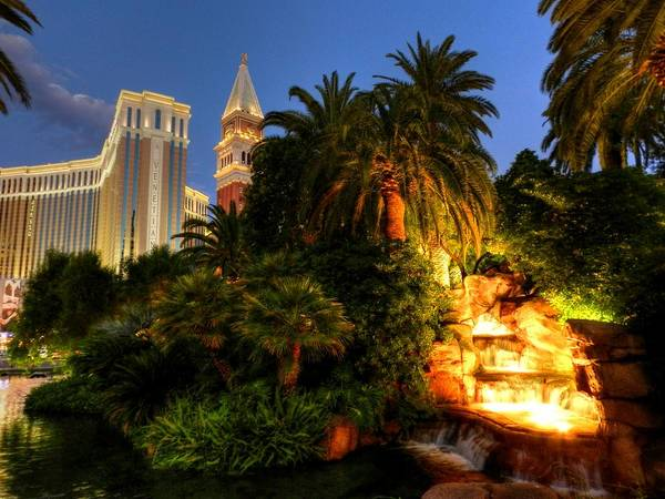 Photograph - Las Vegas 037 by Lance Vaughn