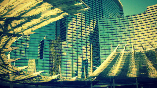 Photograph - Las Vegas Architecture by Patricia Awapara
