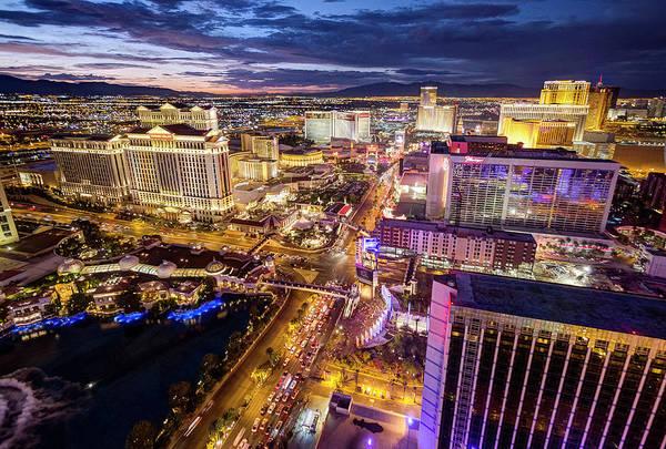 Las Vegas Photograph - Las Vegas by Maximilian Müller