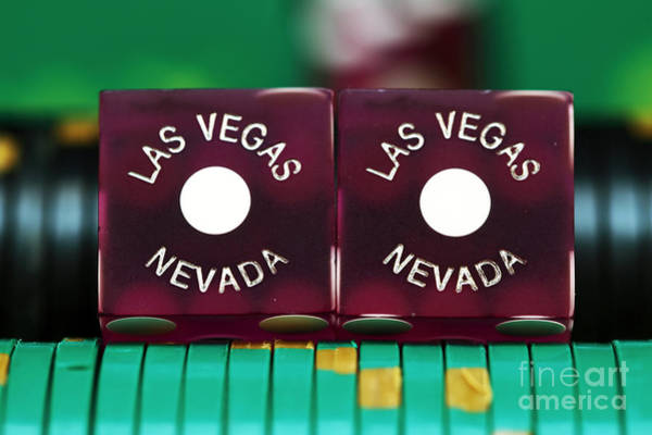 Photograph - Las Vegas Nevada by John Rizzuto