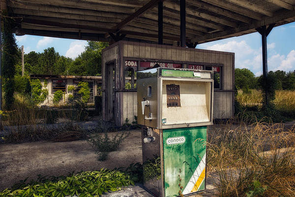 Photograph - Last Chance Conoco by Robert FERD Frank