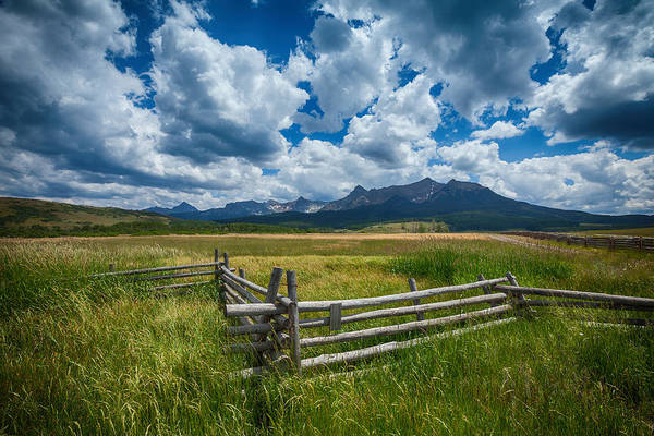 Last Photograph - Last Dollar Ranch by Darren  White