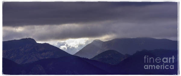 Photograph - Last Light Of Day by David Waldrop