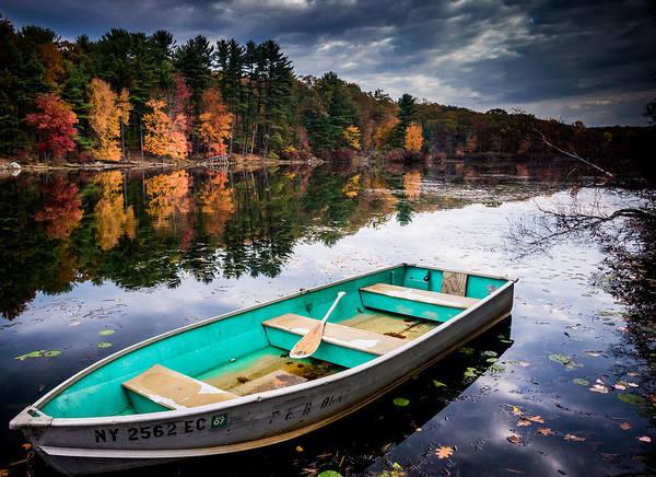 Wall Art - Photograph - Last Rowboat by Jim DeLillo