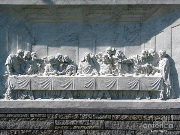 Last Supper Art Print by Greg Patzer