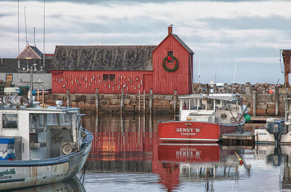 Photograph - Late Afternoon At Motif Number1 by Jeff Folger