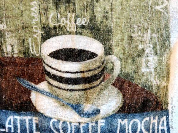 Rader Photograph - Latte Coffee Mocha by Roe Rader