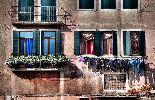 Photograph - Laundry Day by Uri Baruch