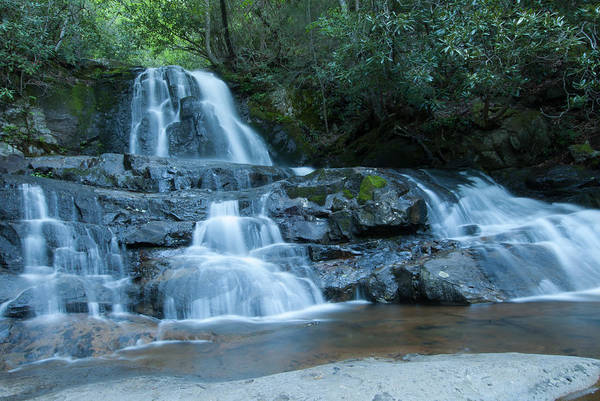 Photograph - Laural Falls by Paul Johnson