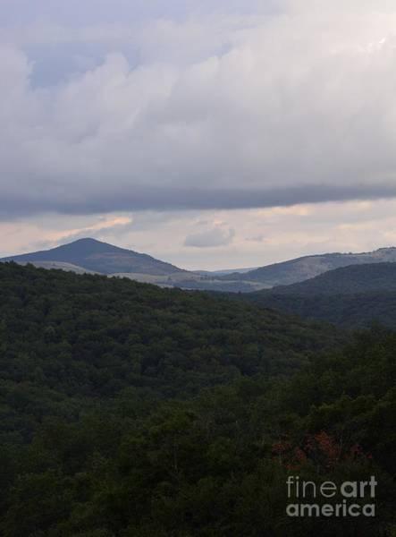 Photograph - Laurel Fork Overlook 1 by Randy Bodkins