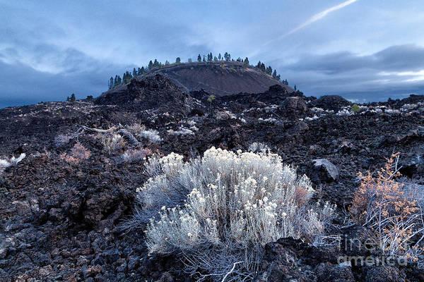 Photograph - Lava Butte At Dawn by Stuart Gordon